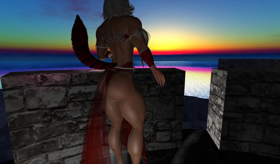 What a beautiful sunset by Mistress--Phoenix
