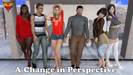 A Change in Perspective (Now on Gumroad!) by MPCreativeArts