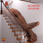 An Uneven Situation (NOW ON GUMROAD!)