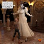 Patreon Suggestion- Lady Dimitrescu