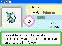 Mystreon the Myth pokemon by secretsexywatch