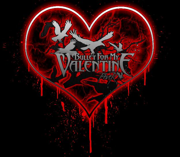 Bullet For My Valentine Heart By AskingMyValentine ...