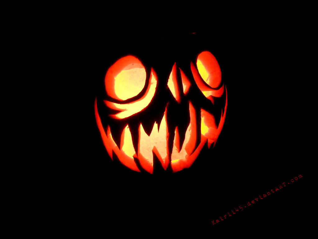 This Year's Pumpkin Will Eat You Alive by Zinantis