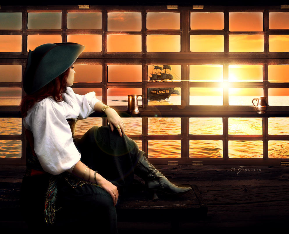 A Pirate's Life by Zinantis