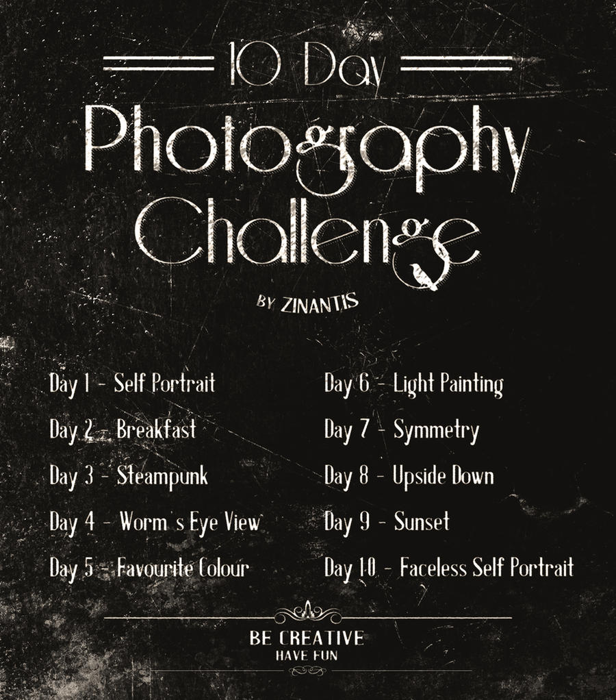 10 Day Photography Challenge 467885727