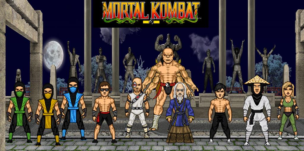 Mortal Kombat Raiden Drawings Mortal Kombat 1 by dzg...