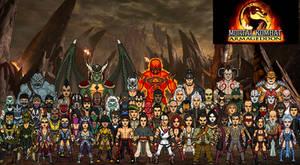 Mortal Kombat Armageddon (Alternate)