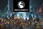 Mortal Kombat X (Primary)