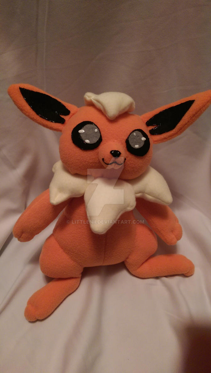 Flareon Fleece Plush
