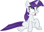 Rarity what happened to your mane?