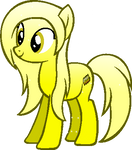 Pony OC - Butter