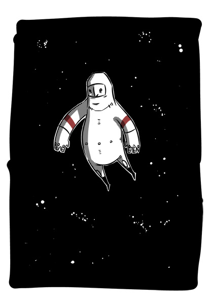 Spaceman #1 by True-Believer