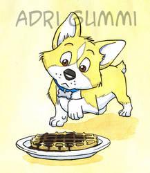 Waffles -colour version