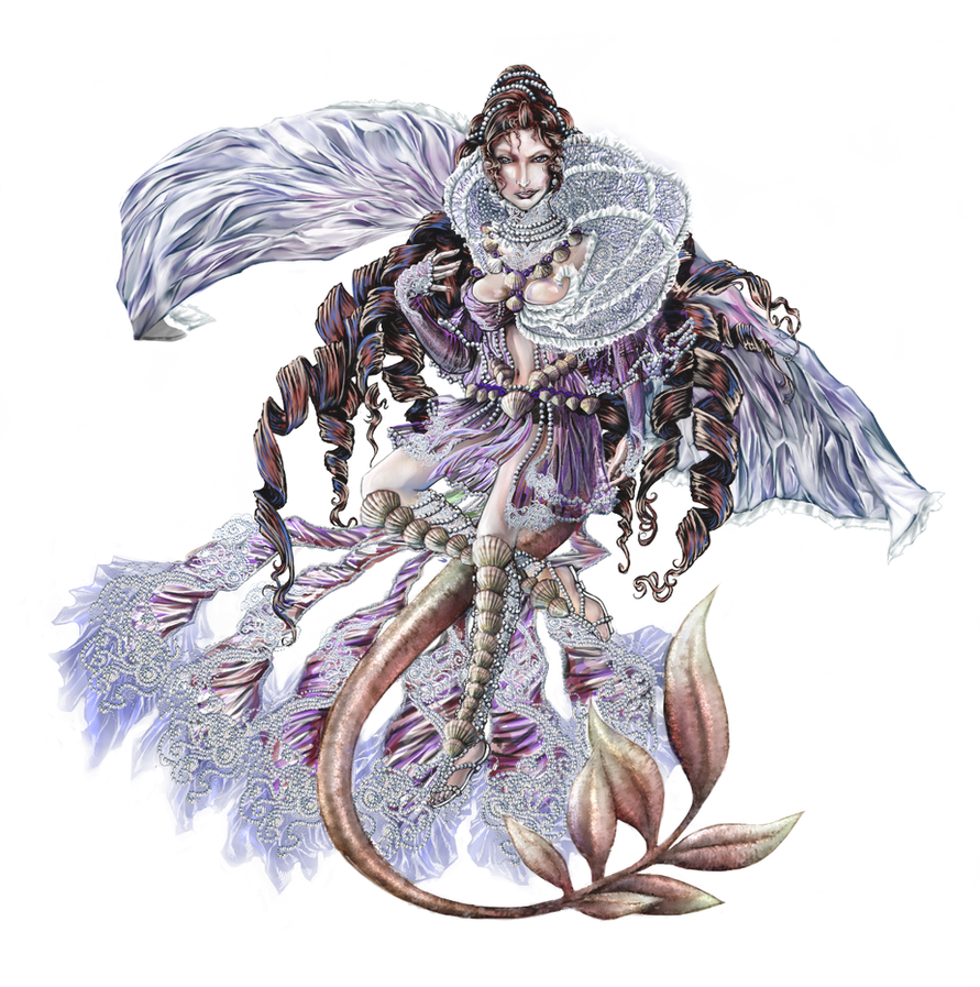 Loreai colored by Limboplus