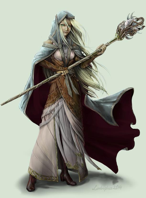 Commission: Tiyra Ealoeth by Limboplus