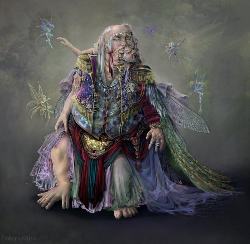 Fairy King by Limboplus