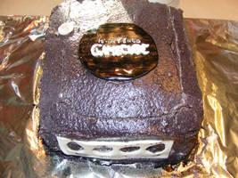gamecube cake by toastles