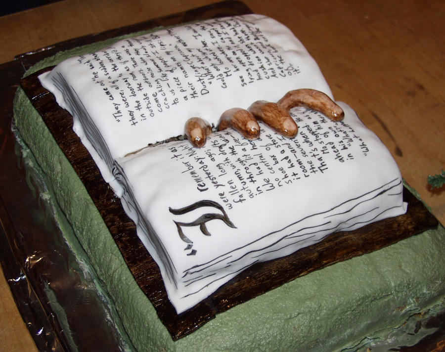 inkheart cake 2 by toastles