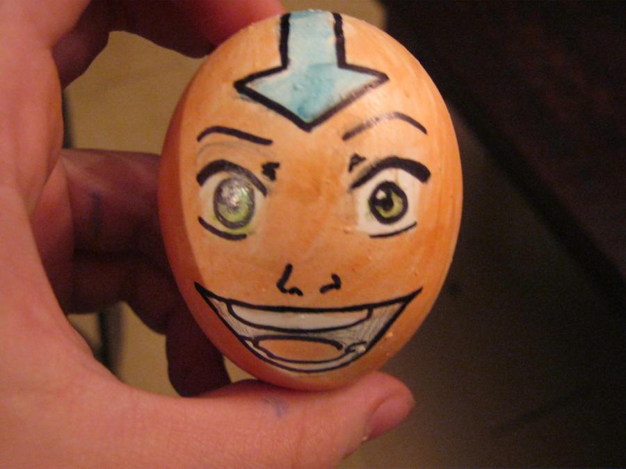 aang easter egg by toastles