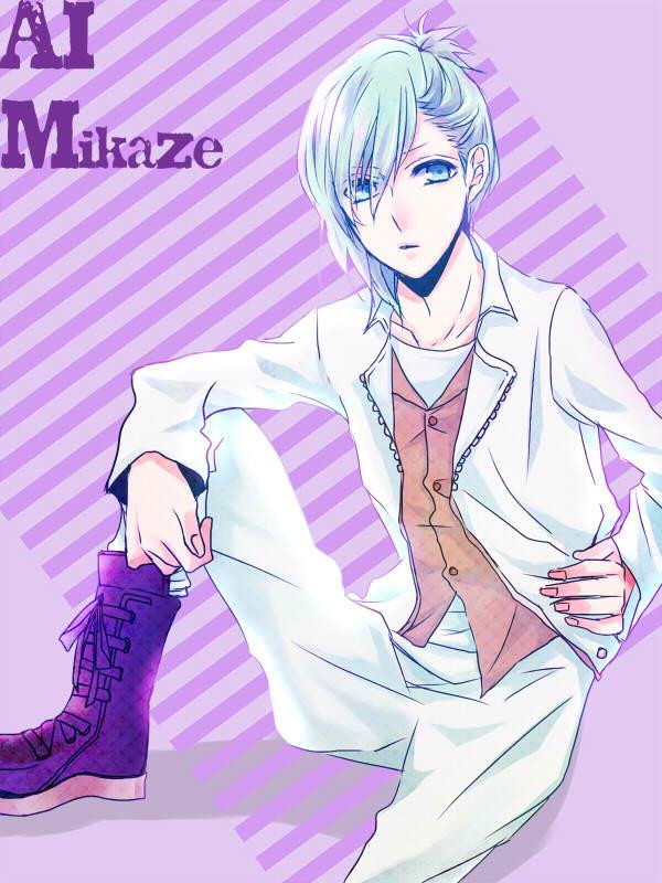 Mikaze Ai by myksz