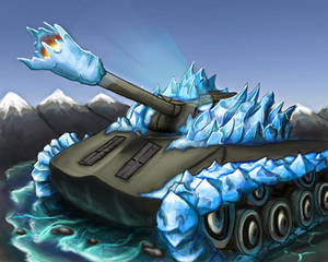 IS-3.  Element of Ice