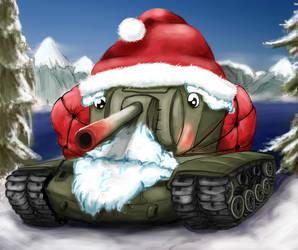 KV-2. New Year edition