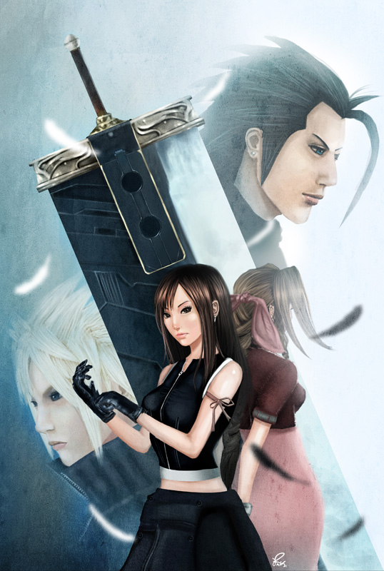 Final Fantasy Tribute Thanks Final