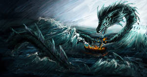 Leviathan II by MercurialXen