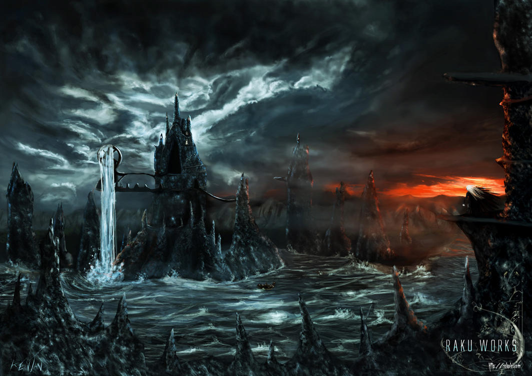 Wretched Landscape, Sarilkor by MercurialXen