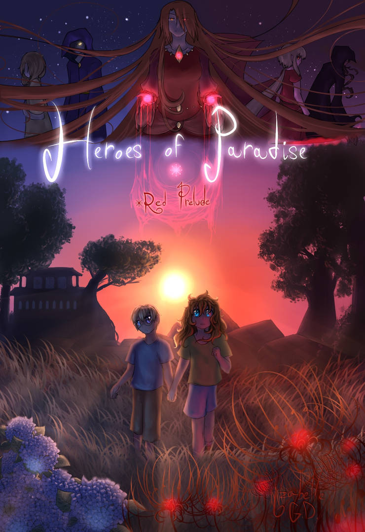 Heroes of Paradise - Part 1 -Cover-