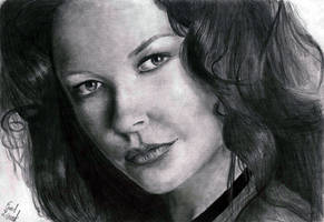 Catherine Zeta-Jones by Emdigin