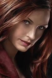 Jean Grey by Emdigin