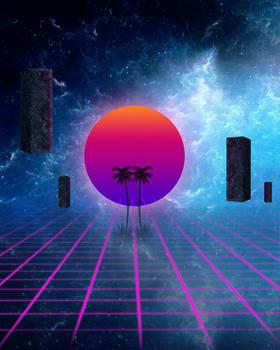 Synthwave Paradise