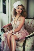 Vintage Rose by KayleighJune