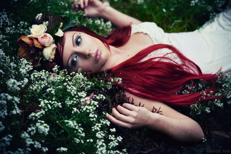 Flora III by KayleighJune