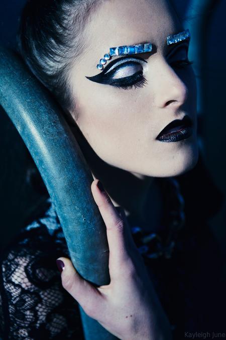 Bejewelled in Black by KayleighJune