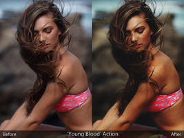 'Young Blood' Action