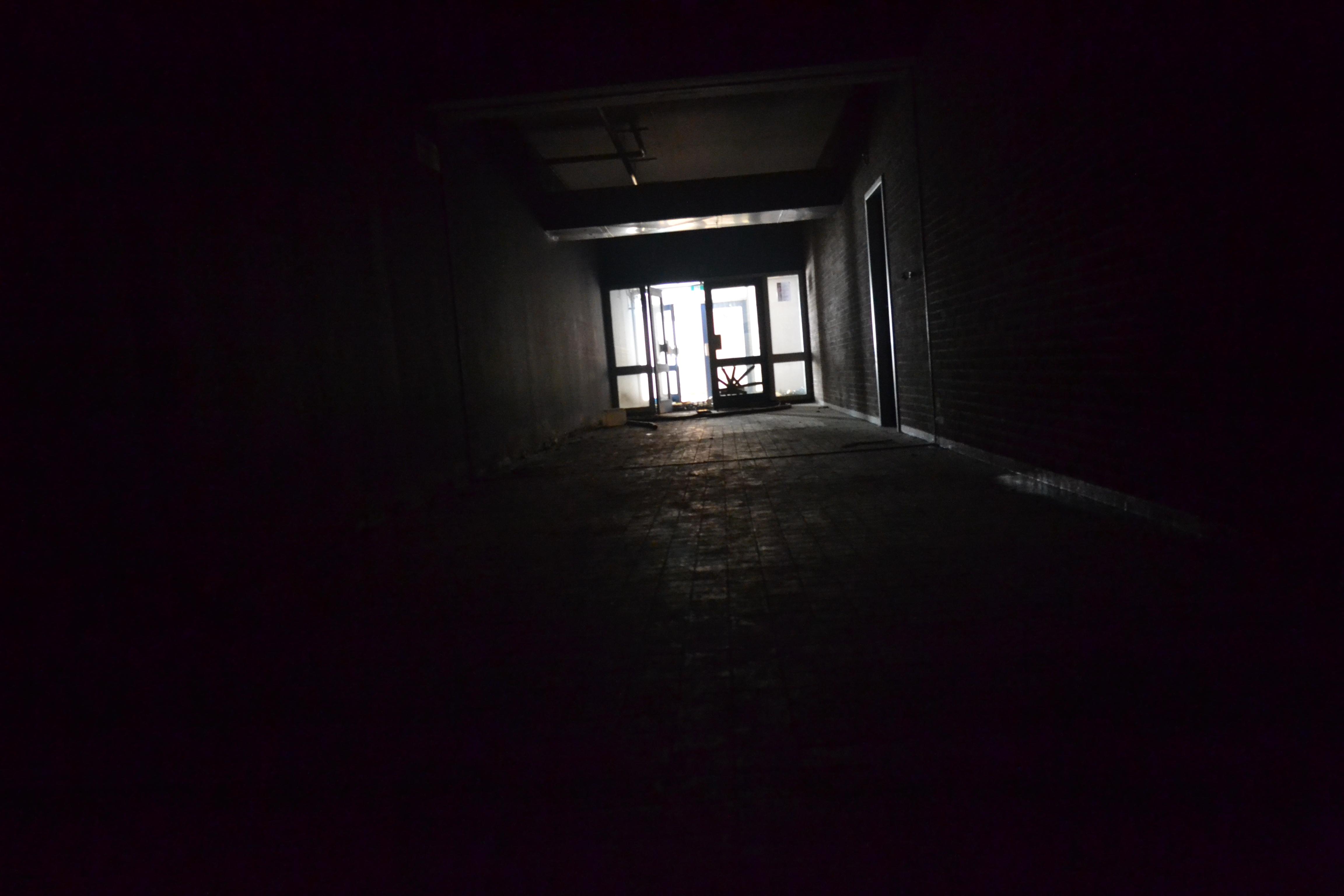Dark hallway by Staatsmedia Dark hallway by Staatsmedia