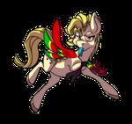 Ankh-chan Pony