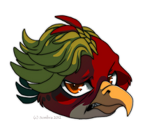 Angry Birds Ankh