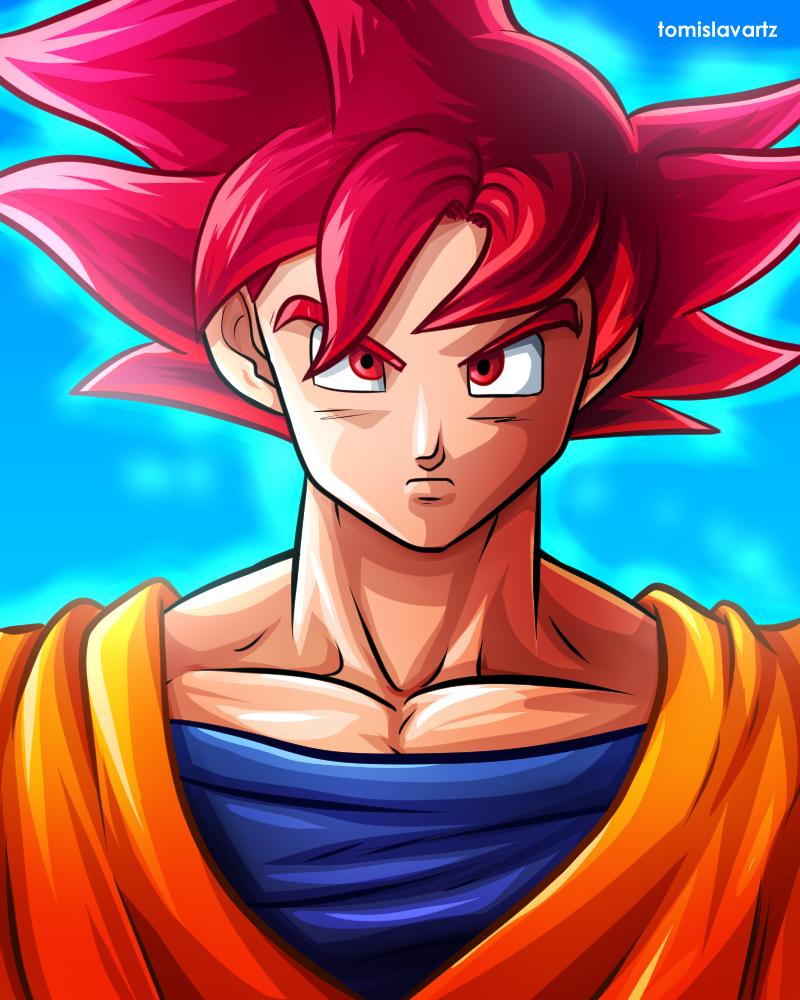Best current Superhero Costumes - NeoGAF |Goku Super Sayian God