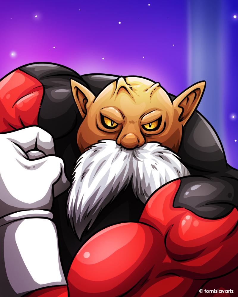 Toppo - Dragon Ball Super Fanart [Ep. 82] by TomislavArtz