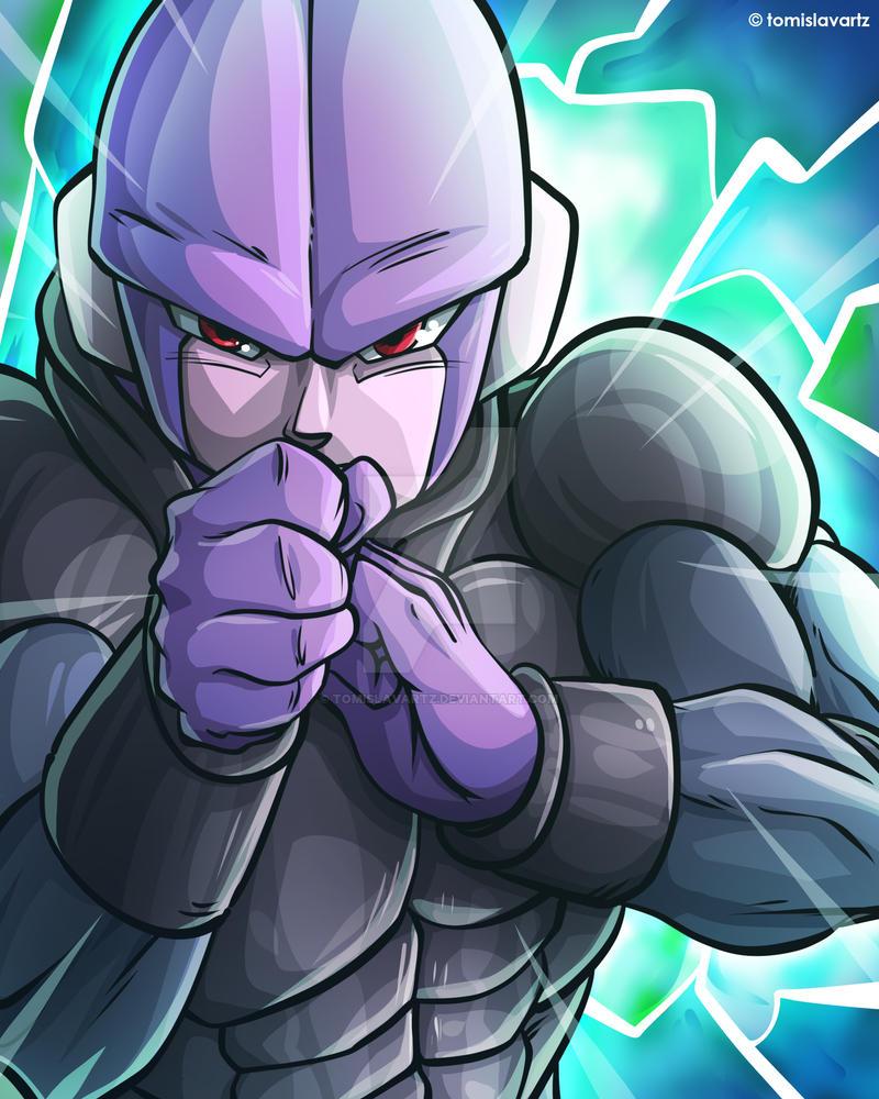 Hit Dragon Ball Super Fan Art By Tomislavartz On Deviantart