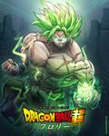 Broly - Dragon Ball Super Movie
