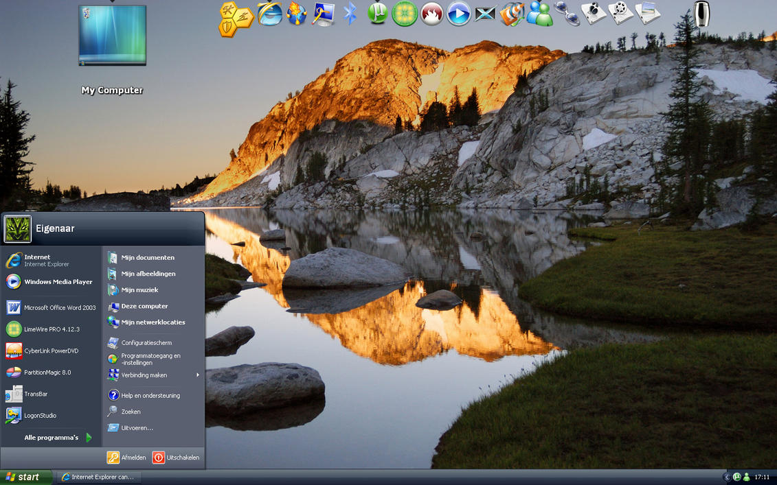 Desktop November by Thorden
