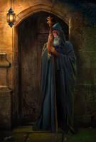 The Hermit by bnolin