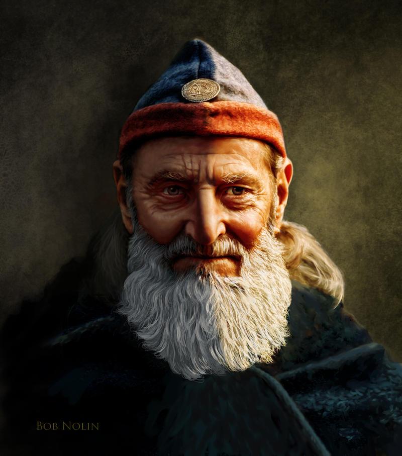 The Elder by bnolin