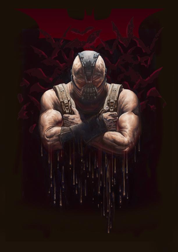 Bane by warlordfgj