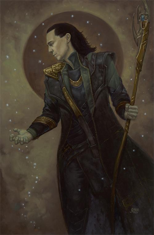 Loki by warlordfgj