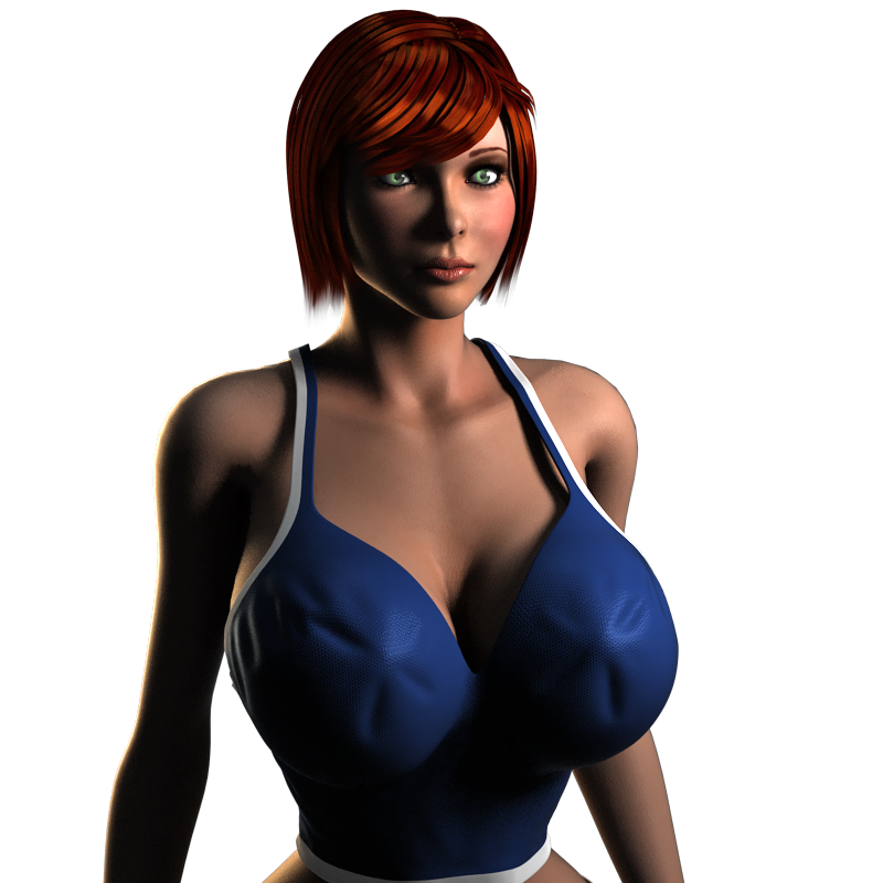 Rebecca Vray Test by grico316